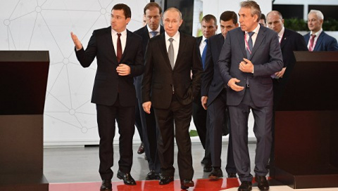 Путин рассказал, на каком ав…