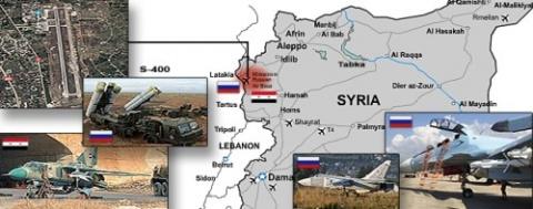 Сирия перебросила остатки своих ВВС на российскую авиабазу Хмейрим. Израиль очень расстроен.