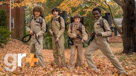 Детки с пушками