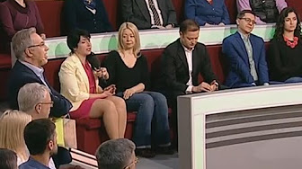 """""""Дорогая девушка, вы - халявщики и голодранцы!"""" - Янине пришлось краснеть за Украину"""