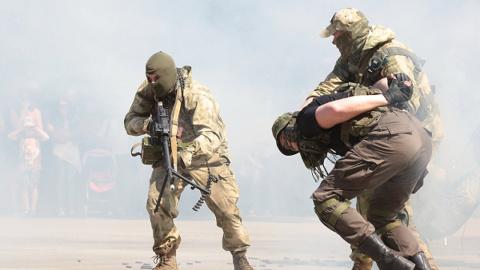 Пограничники Крыма поймали двух объявленных в розыск преступников с Украины