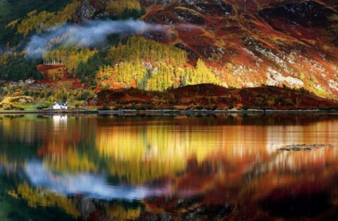 11 мест, где осень выглядит …