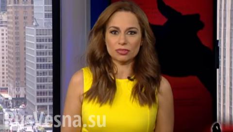 «Готовлюсь к приходу хозяев» — американская телеведущая заговорила по-русски (ВИДЕО)