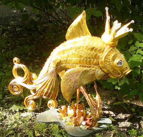 "МК : ""Золотая Рыбка"""