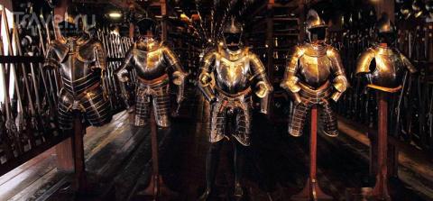 Австрия: рыцари Граца