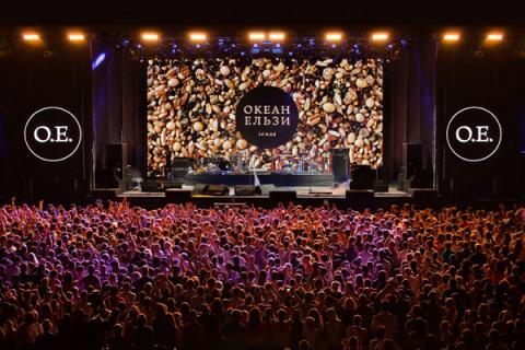 Новый альбом «Океана Эльзы» украсили семечками