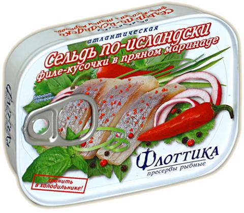Использование чужого дизайна стоило «Русскому морю» 250 тыс. руб. штрафа