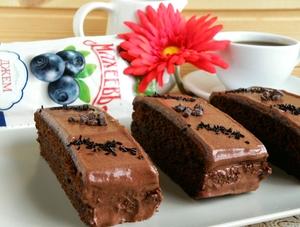Лучшее шоколадное пирожное с…