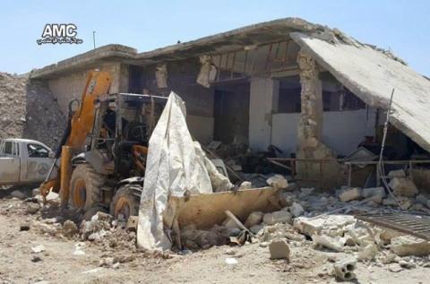 Химатака в Сирии: ветераны С…