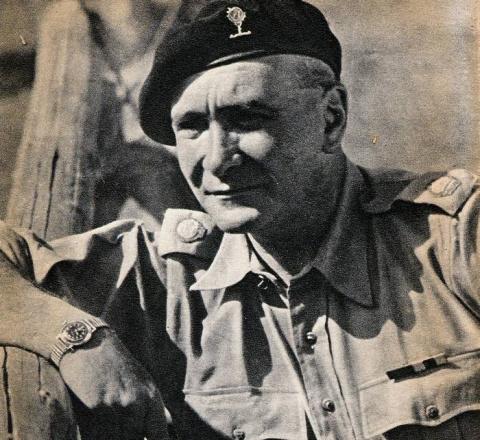 Война в Африке. Русский командир британского спецназа.