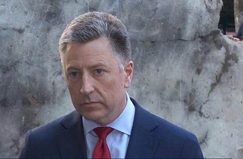 Волкер накануне встречи с Сурковым стращает Россию санкциями и бандеровцами