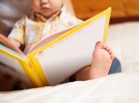 Какие книжки полезно читать …