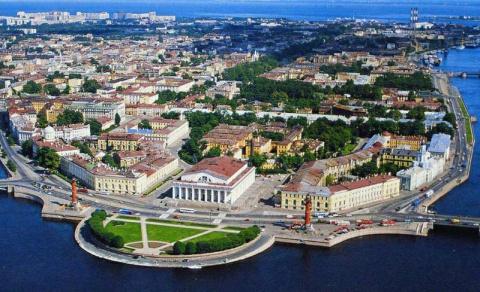В Санкт-Петербурге произошел…