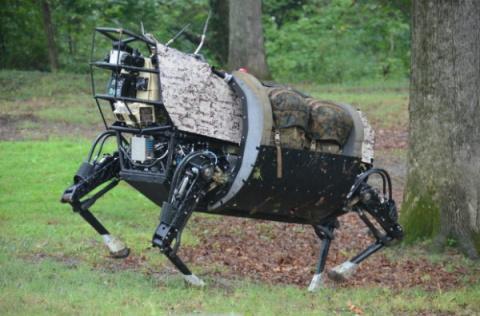 Наступает эпоха робототехники