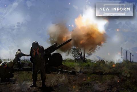 Контратака ополчения: украин…