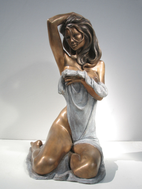 Поторопись меня лепить, скульптор... Vittorio Tessaro
