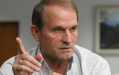 Медвечук ответил Скрипке на «гетто на Украине»
