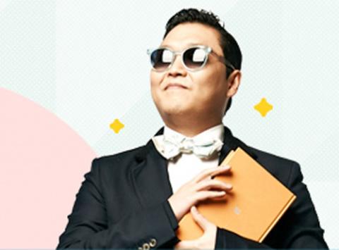 Psy продвигает Южную Корею