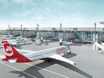 И немцы туда же... Провальная стройка берлинского аэропорта ударила по имиджу ФРГ