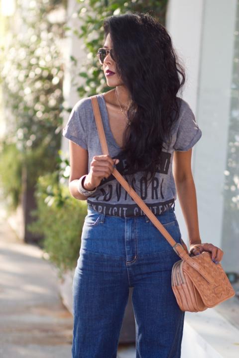 Переделки джинсов - изменени…