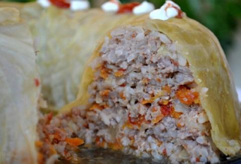 Ленивый голубец из молодой капусты: простое блюдо, достойное внимания