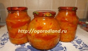 Вкусное лечо из кабачков на зиму. Пошаговый рецепт с фото