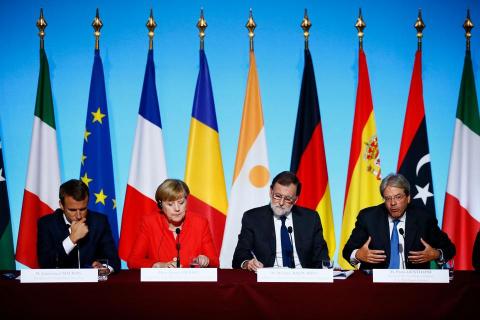 Бездетные лидеры Европы и вера в будущее. Politiken, Дания