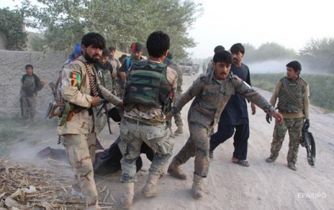 США нанесли авиаудар по войскам Афганистана случайно