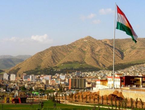 Добыча нефти вИракском Курд…