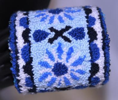 вышивка петлей (продолжение)