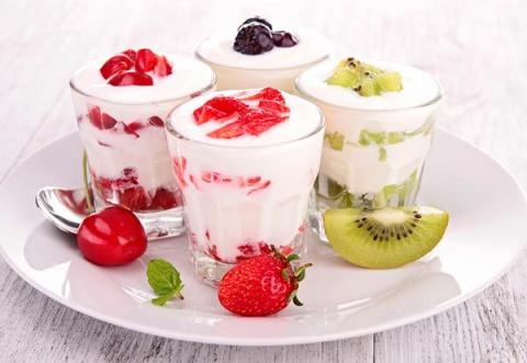 Правда и мифы про йогурты