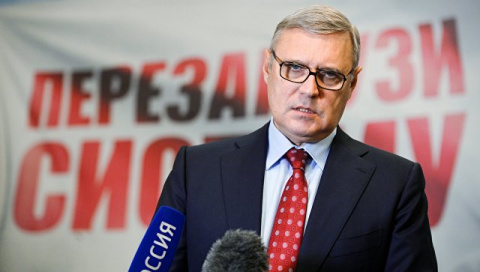 Касьянов: Собчак на выборах …