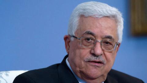 Аббас заявил о замораживании контактов с Израилем