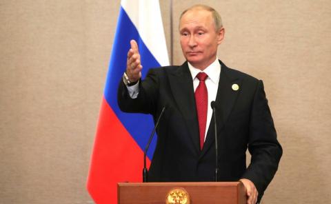 Путин: Киев не сделал ни шаг…