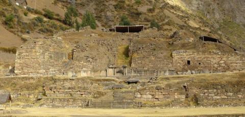 Обработка камня комплекса Ча…