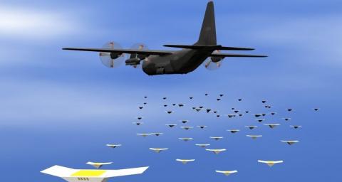 Американский спецназ получит «Громодроны»