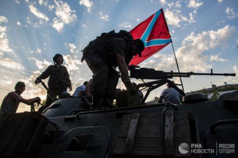 Москва и Берлин считают преступным нарушение мира в Донбассе