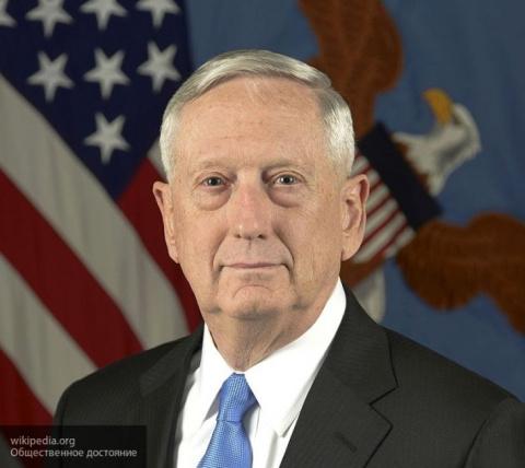 Визит главы Пентагона на Укр…