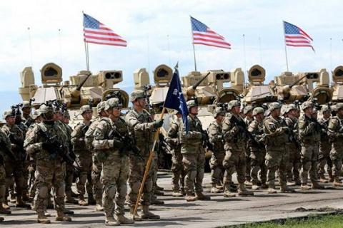 США не будут выводить войска…