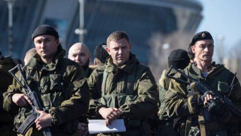 Срочное сообщение из Донецка…