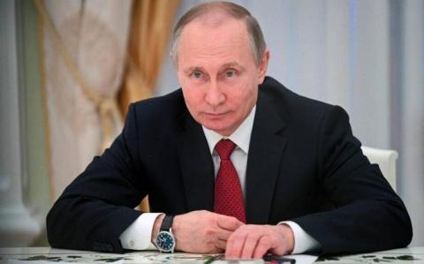 Тот самый финал: Путин не шу…