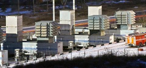 Конец «крымского турбинного …