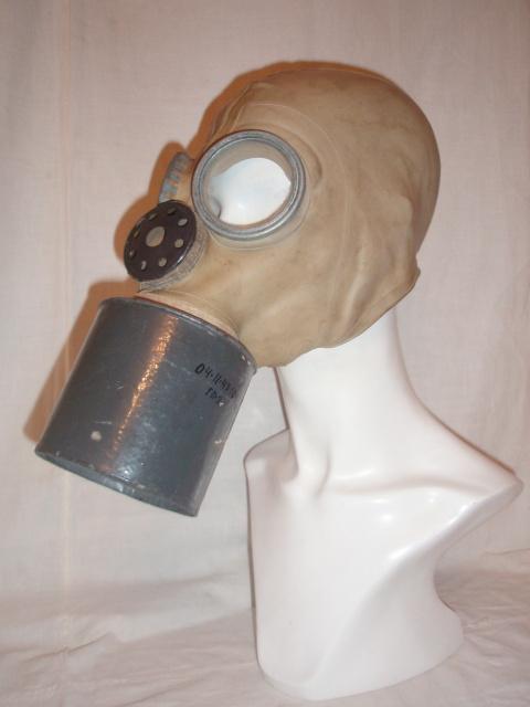 гражданский противогаз тип2 с шлем-маской тип1(ГП-2 с ШМ-1)