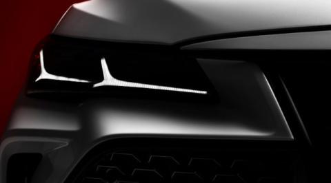 Новый Toyota Avalon представ…