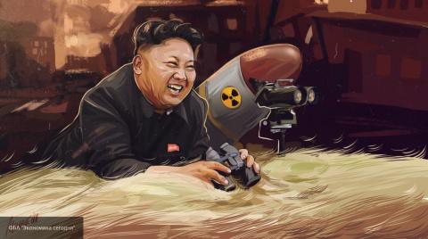 Огонь на поражение: КНДР про…