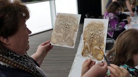 Школа живописи нефтью откроется в селе Ыб под Сыктывкаром