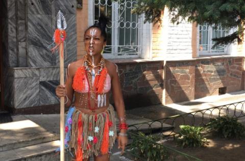 СМИ: Активистка Femen пришла…