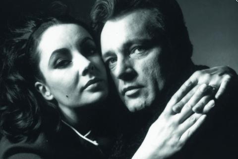 Элизабет Тейлор и Ричард Бертон: любовь за кадром