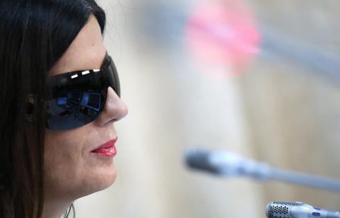 Диана Гурцкая считает оправданными действия полиции при задержании на улице ребенка