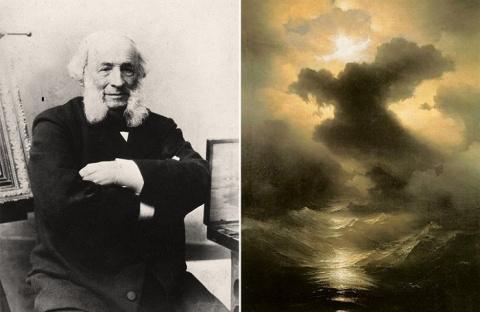 Малоизвестные факты о самом плодовитом художнике-маринисте Айвазовском, который писал море с рекордной скоростью